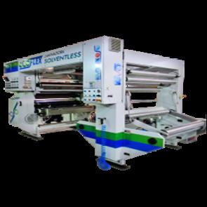 Máquina Flexógrafica Ecoflex